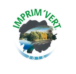 Logo Imprim'vert 2018
